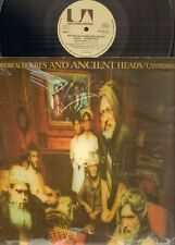 CANNED HEAT Historical Figures & and Ancient Heads LP foc GATEFOLD