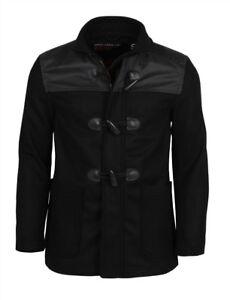 Superdry Rifleman Laser Lite Jacket Coat - Mens - Black - S, M, L & XL