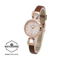 Casio Ladies Standard Analog Watch LTPE402PL-7A LTP-E402PL-7A