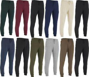 3 Pack Men's Casual 100% Cotton Soft Knit Pajama Bottom Loungewear Pants Pockets
