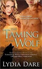 The Taming of the Wolf Dare, Lydia VeryGood