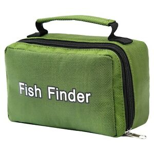 Fish Finder Storage Bag Carrying Case For 4.3Inch Underwater Ice Fishing Camera