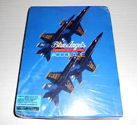 BLUE ANGELS Accolade Formation Flight Simulation New SEALED 1989 IBM/TANDY Game