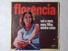 """FLORENCIA Vai e vem 7"""" PORTUGAL NUOVO RARISSIMO"""