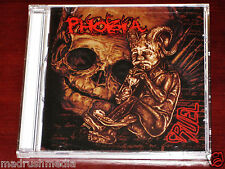 Phobia: Cruel CD 2006 Willowtip Records USA WT-043 Original NEW