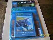"GEO ""  la france a vol d'oiseau ""  AVEC DVD ----."