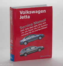 Volkswagen VW Jetta A5 Mk5 Bentley Service Repair Manual VJ10 06 07 08 09 10