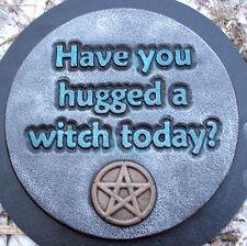 Gothic pagan wicca celtic mold plaster concrete plastic mold