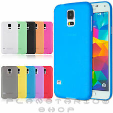 FUNDA PARA SAMSUNG GALAXY S5 SV CARCASA 0.3MM ULTRA FINA THIN SLIM MATE CASE