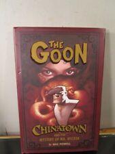 The Goon: Chinatown (Goon (Unnumbered)) Hardcover~