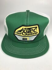 Vintage K Products AgTec Crop Sprayer Patch Hat Mesh Back Snap Back