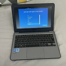 "Asus Vivobook 11.6"" Laptop (Windows 10)"