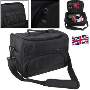 Large Hairdressing Hair Stylist Beauty Bag Make Up Equipment Tool Carry Case UK