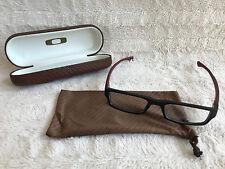 Oakley RX Eyeglasses Glasses Frame SERVO Black Brick OX1066-0451 [51-18-140]