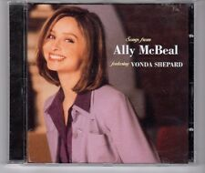 (HH88) Songs from Ally McBeal ft Vonda Shepard - 1998 CD
