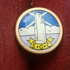 New listing Southerness Golf Club Ball Marker (Vintage Brass)