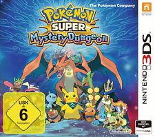Pokémon Super Mystery Dungeon (Nintendo 3DS, 2016)