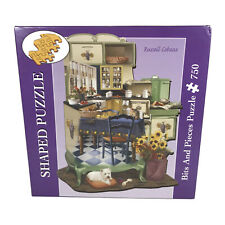 Classic Cookery Shaped Puzzle 750 Pieces Westie Russell Cobane Bits & Pieces