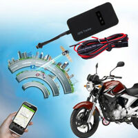 Motorcycle GPS Tracker GSM GPRS Locator System Global Real Time Tracking Device