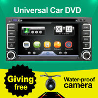 Fit For Toyota Car Stereo DVD Player GPS Navi BT Corolla Prado RAV4 MR2 Yaris