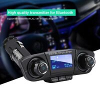 Wireless Bluetooth FM Transmitter Car MP3 Player Radio USB Charger Handsfree Kit