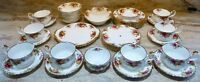 ROYAL ALBERT OLD COUNTRY ROSES - YOU PICK THE ITEMS YOU WANT