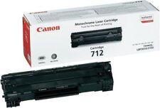 Cartouches de toner noir pour imprimante Canon d'origine