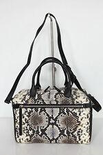Neu Lancaster Leder Schultertasche Handtasche Bag Tas ehemalige UVP 335€ 1-16