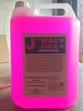 5 LTRS SNOW FOAM FLORESCENT PINK WITH CHERRY FRAGRANCE FOR SNOW FOAM LANCE