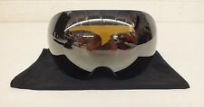 Native Eyewear Backbowl Large-Fit Ski/Snowboard Goggles w/Bronze Lens NEW LOOK