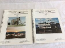 Iosco County Michigan Land Atlas & Plat Books 1995,1998