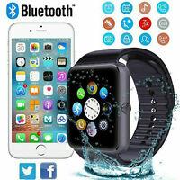 GT08 Bluetooth Smart Watch Phone Orologio da polso Android e iOS TD