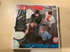 THE WHO-MY GENERATION-5 CD SUPER DELUXE EDITION  BOX SET