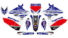 5363 YAMAHA YZ 125-250 2015 2016 2017 Autocollants Déco Graphics Stickers Decals