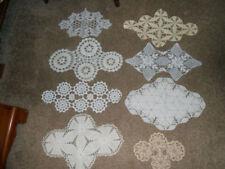 Antike textile Spitze