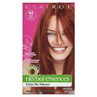 Herbal Essences Color Me Vibrant Permanent Hair Color 044 Paint The Town ... NEW