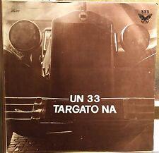 Un 33 Targato Na LP  Mario Musella Milord Nuova Generazione B.B.B. 1972