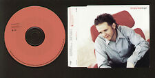 CD SINGLE SIMPLY RED ANGEL (4 VERSIONS) PROMOTIONAL USE ONLY NOT FOR SALE COPY