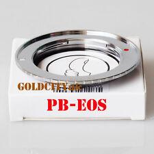 Praktica PB Montaje Lente Canon EOS EF EF-S Monte 700D 60D 6D 5D Adaptador PB-EOS