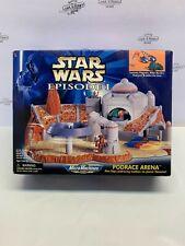 Star Wars Episode 1 Podrace Arena Micro Machines NIB Great Condition