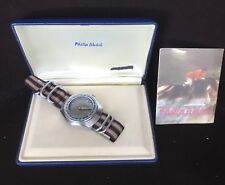 Philip Watch Caribbean 1000M Automatic Diver Watch Vintage Box And Papers