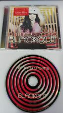 BRITNEY SPEARS BLACKOUT EUROPEAN VERSION CD