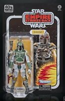"Star Wars Black Series 6"" Boba Fett Carded Action Figure ESB 40th ***IN STOCK"