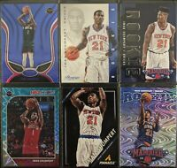 Lot of (6) Iman Shumpert, Including Marquee Rookies, blue mirror & parallels