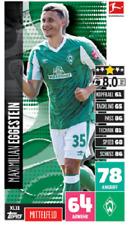 Topps Match Attax Maximilian Eggestein XL11 2020 2021 Bundesliga Big XXL XL