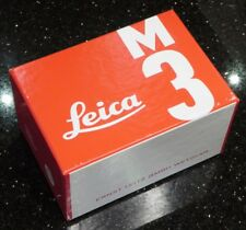 Leica Red Box for M3 (may be reproduction)  #8