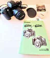 Canon EOS Rebel XS 35mm Digital Single Lens Reflex Camera EOS 1000D 10.1MP 2008