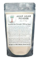 Agar Agar Powder - 4 Ounces (113 Grams) - All Natural Seaweed - U.S. Seller!!!