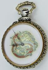 MUSEUM LeCoultre caliber chased case watch for Chinese market.Cloisonne enamel