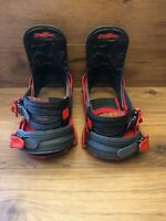 Burton Mission size Small Snowboard Bindings